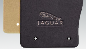 Orginele Jaguar mattenset: v.a. €89,50